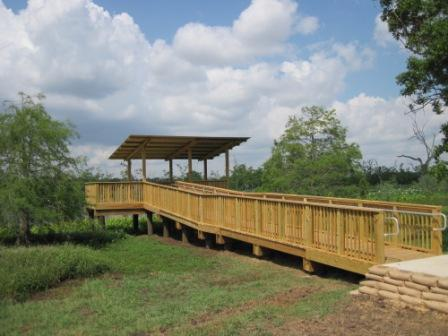 Elm Lake Wildlife Viewing Platform
